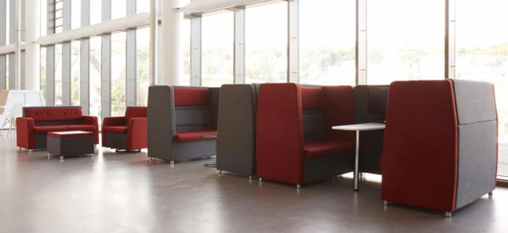 - SOFT BREAKOUT SEATING FOR EDUCATIONAL ENVIRONMENTS