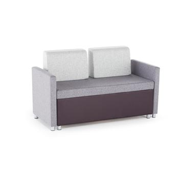 School Breakout Furniture - Just For Education - SiTu Breakout Sofa With Arms