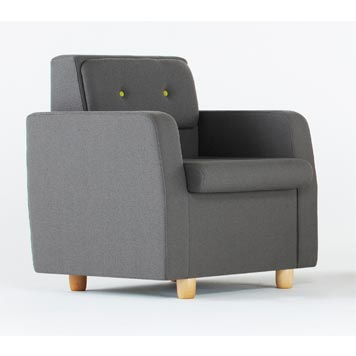 School Breakout Furniture - Just For Education - Breakout Cuddle Chair