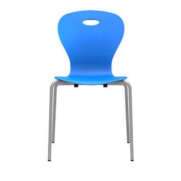 School Breakout Furniture - Just For Education - Grouse Range 4 Legged Chair