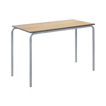 sale - Just For Education - Crush Bent School Classroom Rectangular Table