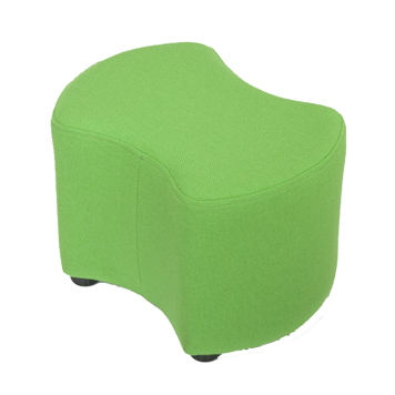 School Breakout Furniture - Just For Education - Smile Segment Stool