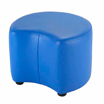 School Breakout Furniture - Just For Education - Smile Outer Curved Stool