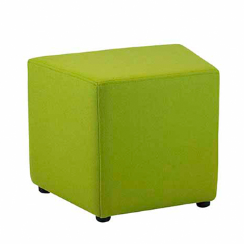School Breakout Furniture - Just For Education - Jigsaw Wedge Stool