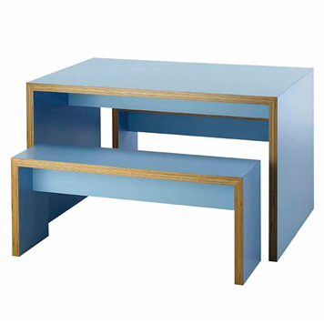 School Breakout Furniture - Just For Education - Refectory Standard Bench